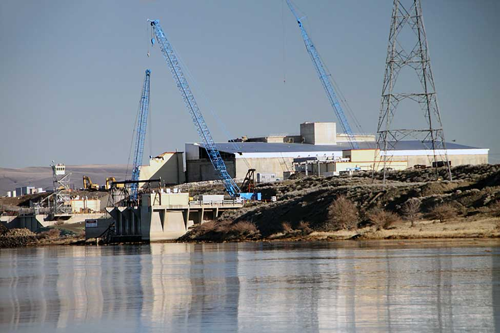 Major Players Participate In Industry Discussion on Hanford Plateau Contract