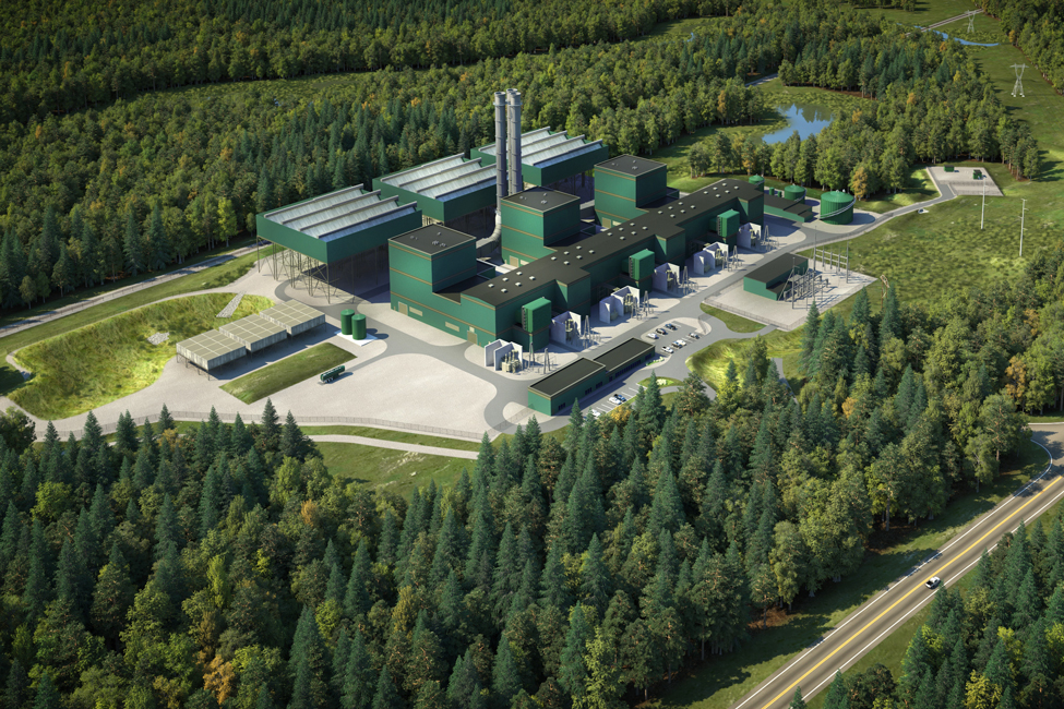 Bechtel To Build 1 000 Mw Generating Facility In Ny Bechtel