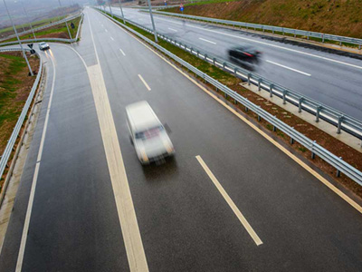 Bechtel Completes New Stretch of Kosovo Motorway