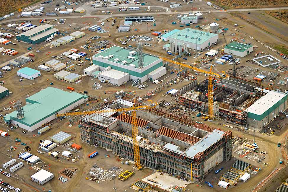 Bechtel National: Transformational year prepares Vit Plant for hot commissioning