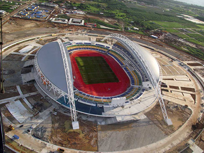 Bechtel and ANGT Successfully Complete Major Infrastructure Project for African Games