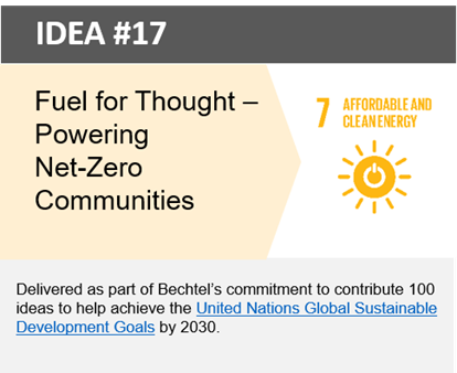 Fuel for Thought – Powering Net-Zero Communities