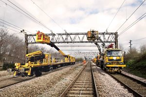Electrification of Rail Lines