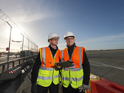 Gatwick workers