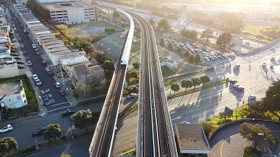 Bechtel Joint Venture Completes Construction of Silicon Valley Rail Stations