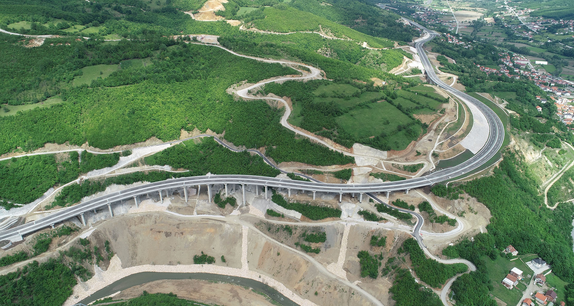 Bechtel-ENKA completes Kosovo motorway as The Centerpiece of Regional Economic Growth