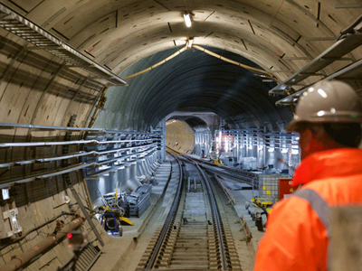 Controlling Crossrail's noise and vibration: Track design and construction methods