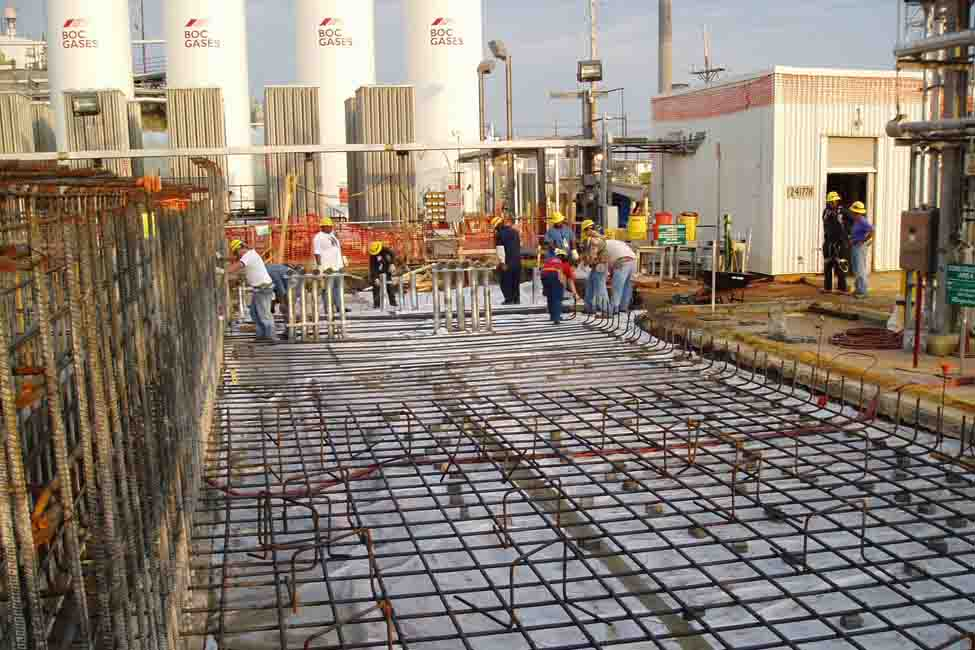 In 2014, the Savannah River Remediation construction team surpassed 26 million job hours without a lost-time incident