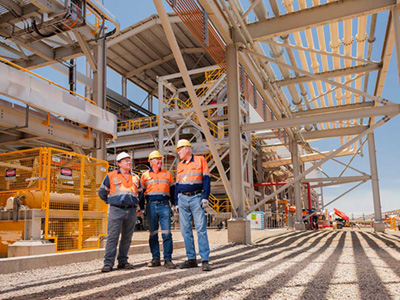 Bechtel Named One of the World's Top Contractors