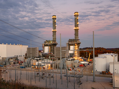 Bechtel Completes Carroll County Energy Facility
