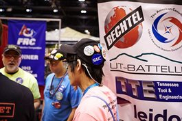 Bechtel-Sponsored Teams to Compete in FIRST® Robotics World Championship