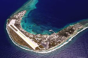 kwajalein marshall islands space missile command 2009