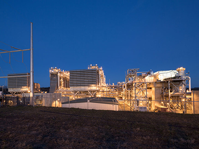 Bechtel Completes Stonewall Energy Facility Ahead of Schedule