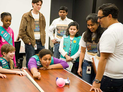 Bechtel Engineers to Share Wonders of Profession with Young People