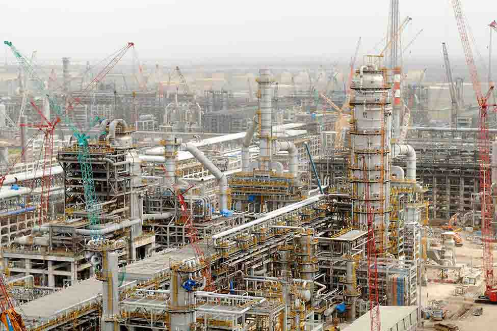 power plant engineering layout jamnagar oil refinery becomes world s largest hub bechtel power plant electrical layout