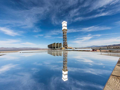 Bechtel-Built Ivanpah Achieves Commercial Operation