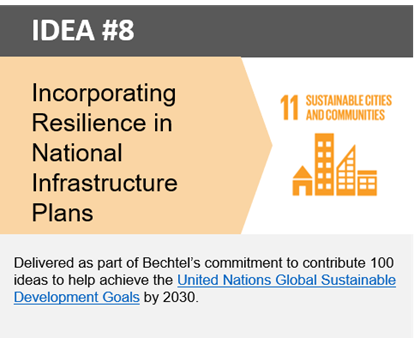 Image representing Incorporating Resilience in National Infrastructure Plans