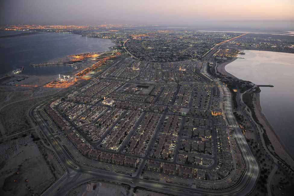 Jubail is the biggest civil engineering project in modern times