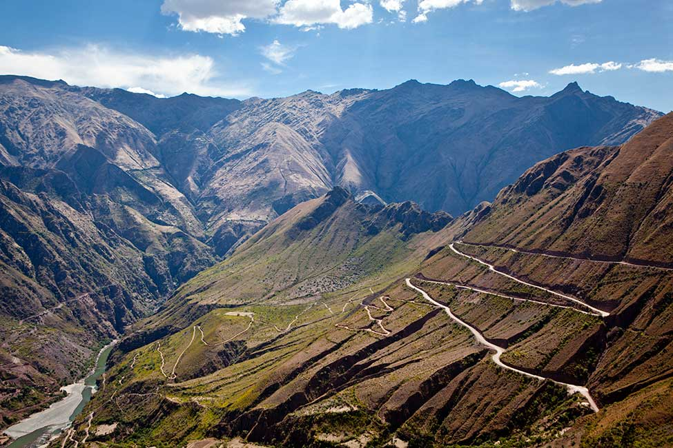 The long and winding road to the Las Bambas Project in Peru