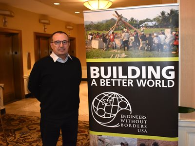 Bechtel's Brian Reilly Begins Term as Board President of Engineers Without Borders USA