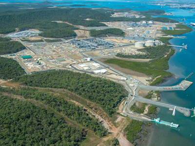 Bechtel Ready to Quadruple Queensland LNG Production This Year