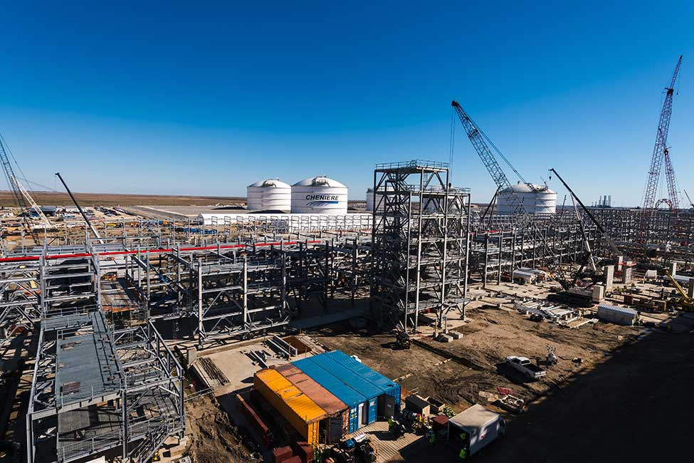 Bechtel Awarded $3.9 Billion Contract for Sabine Pass LNG Expansion