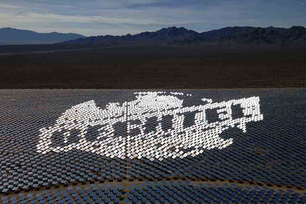 Ivanpah: a one-of-a-kind solar facility