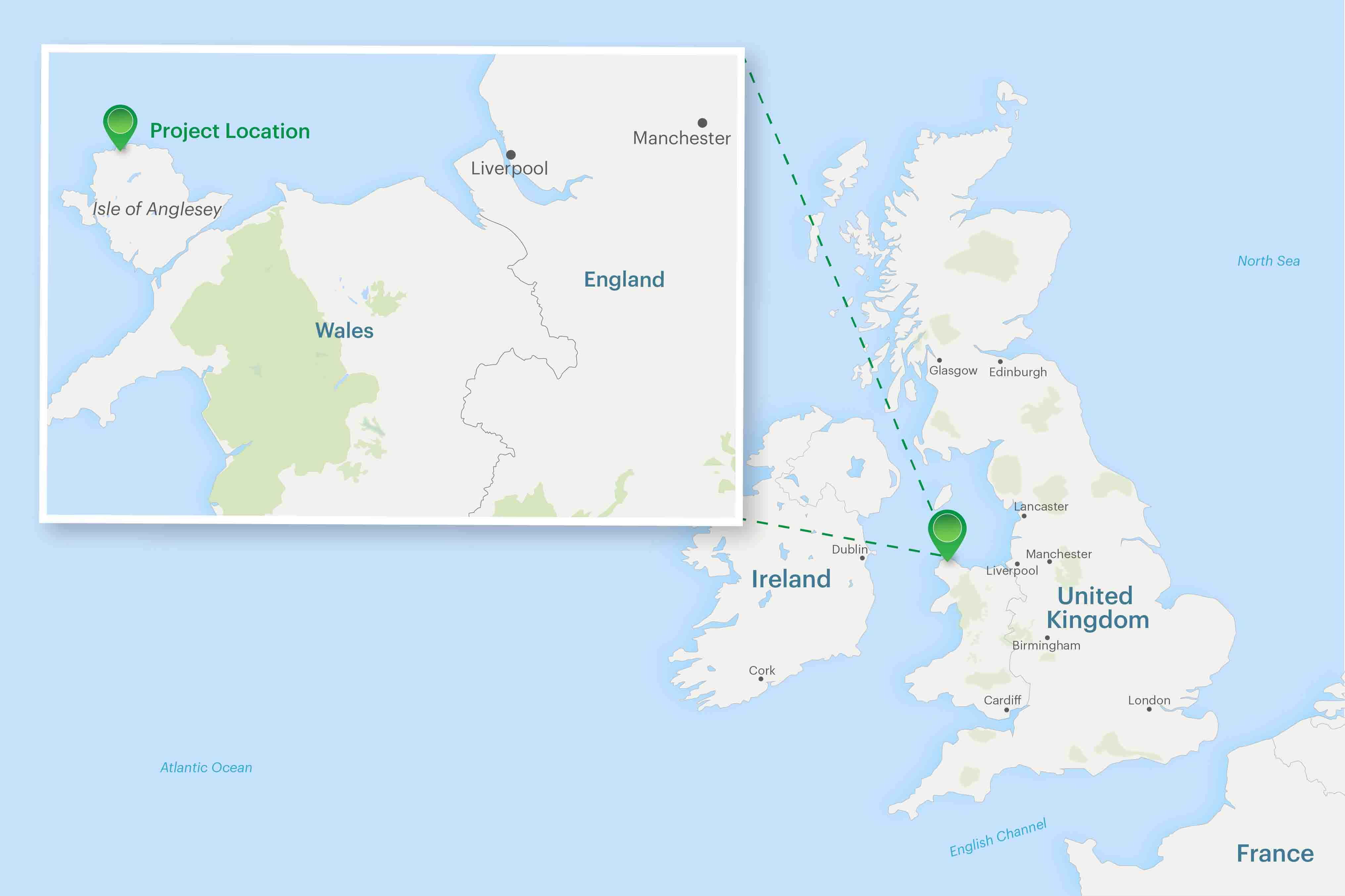 See Horizon Wylfa Newydd A TwoUnit Nuclear Plant Bechtel - Nuclear plants in india map