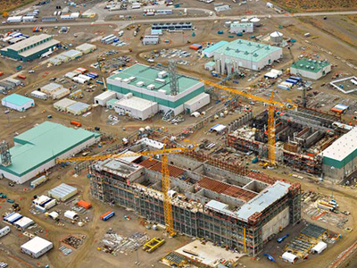 DOE plans new Hanford contract