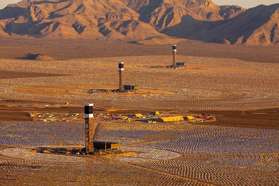 Bechtel Prepares for Construction of Ivanpah