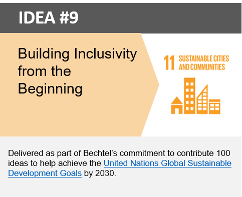 Image representing Building Inclusivity from the Beginning