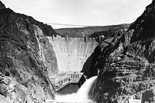 Completed in 1936, the Hoover Dam was Bechtel's first megaproject
