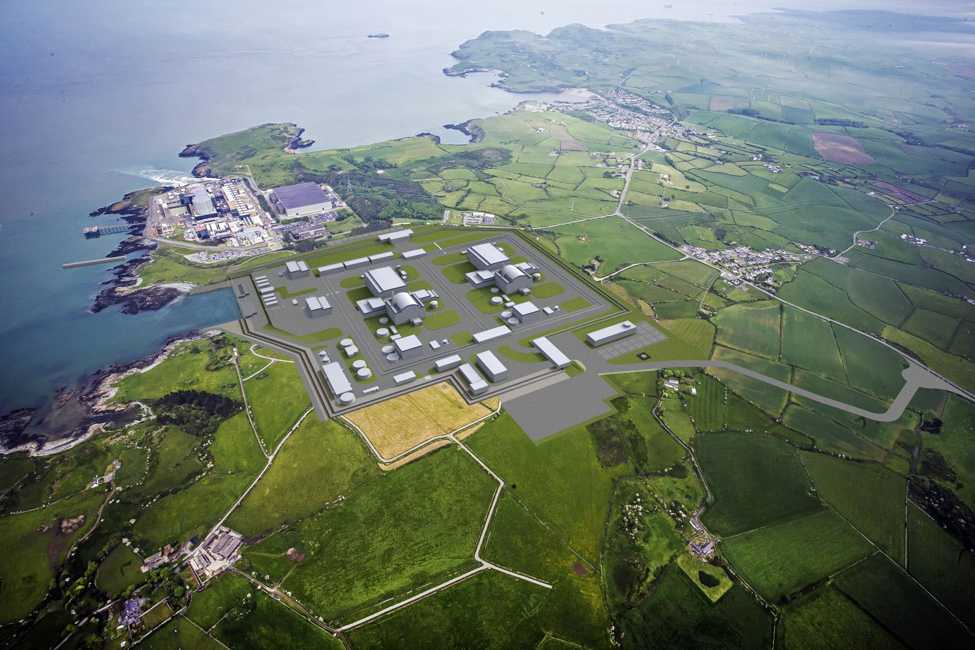 Bechtel, Partners Selected to Build New UK Nuclear Plant
