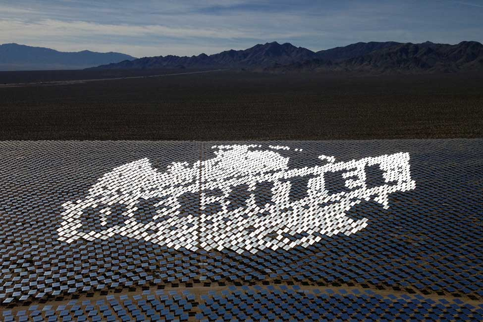 Image of Ivanpah Solar Electric Generating System earns POWERs highest honor