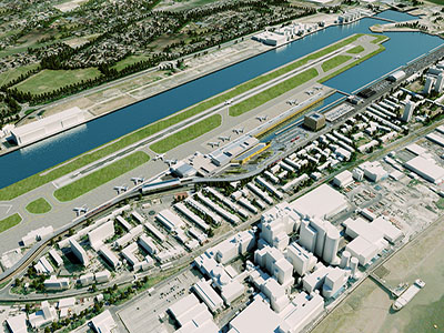 London City Airport Project