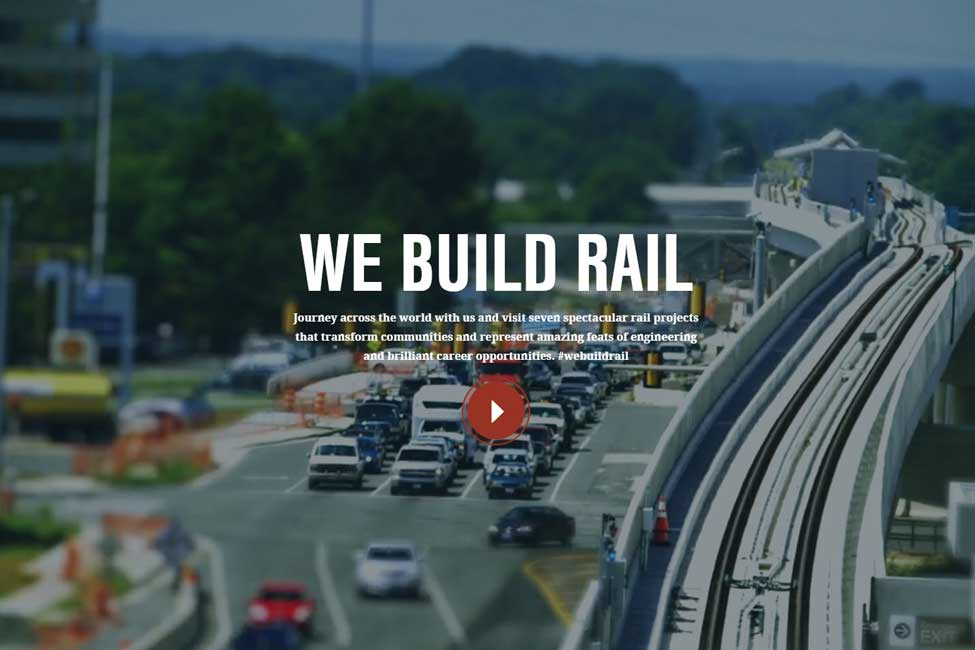 we build rail