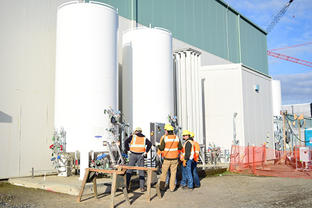 Hanford WTP Laboratory Commissioning Advances With First Test Package.