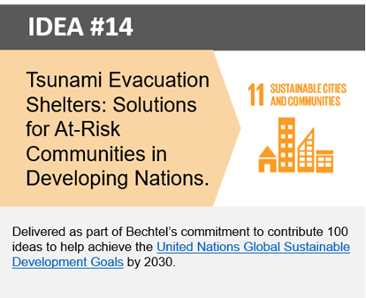 Image representing Tsunami Evacuation Shelters: Solutions for At-Risk Communities in Developing Nations