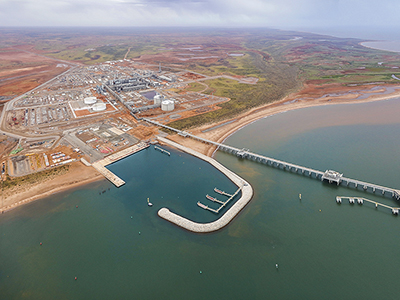 Chevron Wheatstone LNG Project