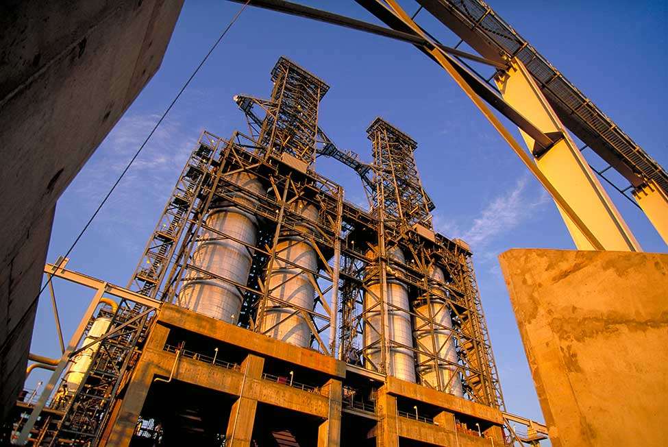 Bechtel's ThruPlus® Delayed Coking Technology Selected for Egyptian Refinery