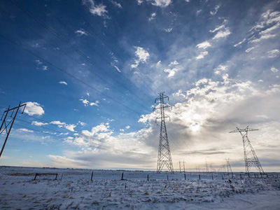 Bechtel Completes Major Power Transmission Project in Canada