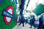 A Bechtel consortium worked to upgrade the tube's Jubilee, Northern, and Piccadilly lines