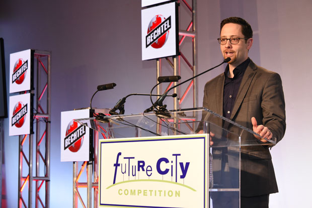 'Powering Our Future' and Inspiring Students at Future City Finals