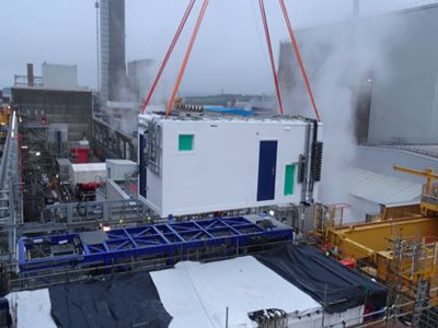 Bechtel-led Team Delivers Radioactive-Waste Retrieval Modules for Use at UK Nuclear Site