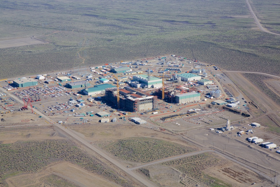 DOE: Hanford vit plant safety culture shows improvement