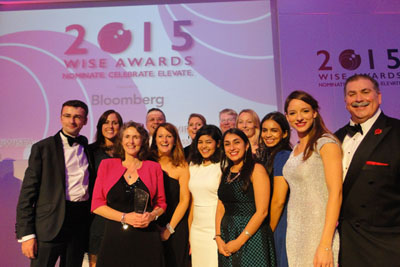 Bechtel Wins Prestigious U.K. Employer Award for Diversity