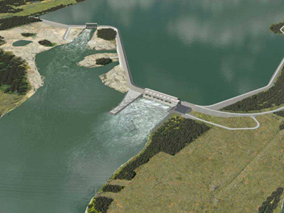 Bechtel-Led Team Selected to Build Hydroelectric Power Plant in Manitoba,  Canada