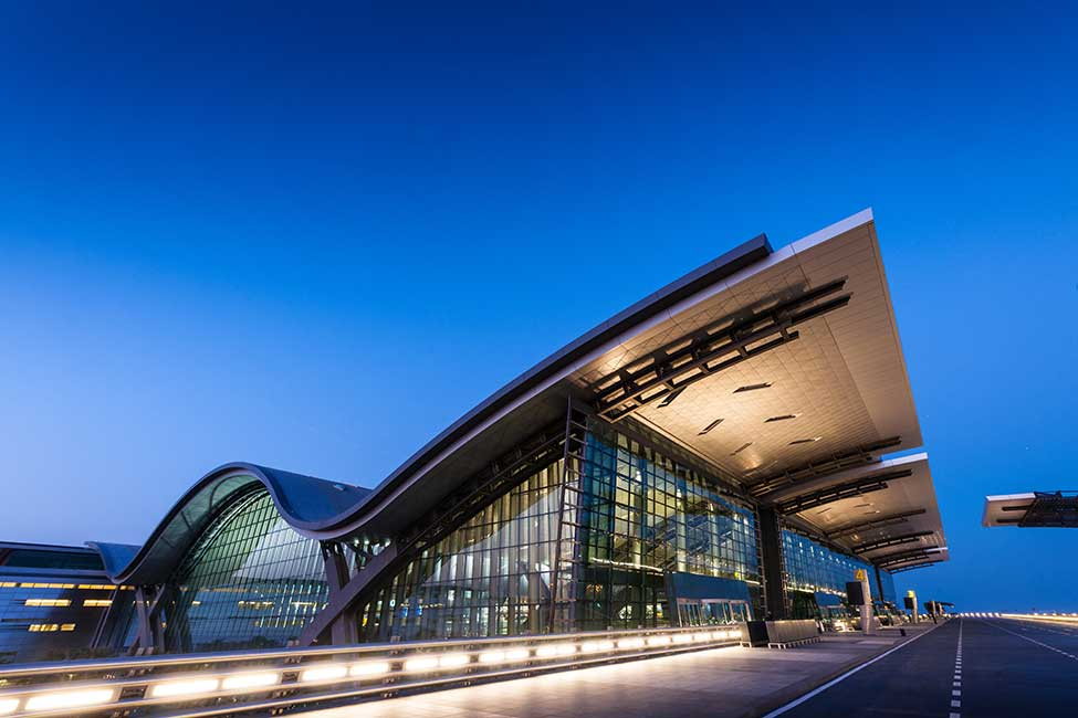 Image result for Hamad International Airport
