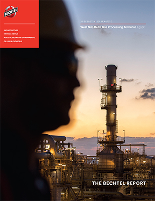 Bechtel Annual Report Shows Strong Performance for 2019