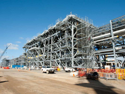 Bechtel Completes Installation of Modules for LNG Train at Australian Facility